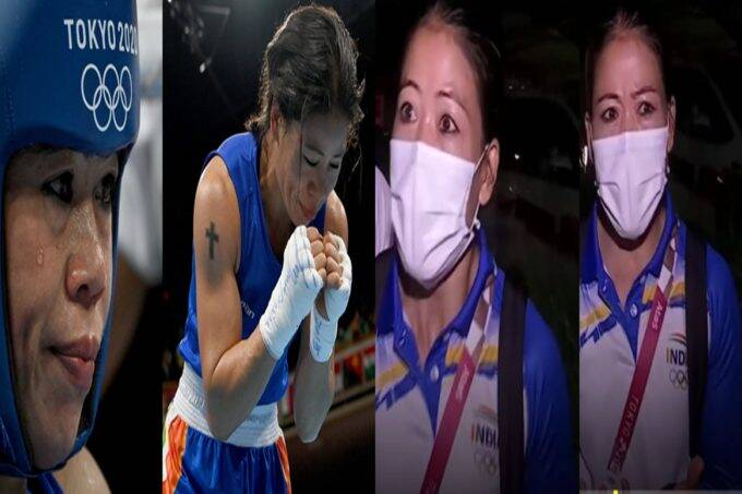 indian-boxer-mary-kom-raised-questions-on-judges-and-ioc-after-loss-in-pre-quarters-of-tokyo-olympics-cheating-issues-raised
