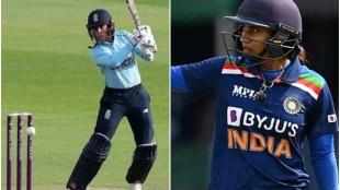 Mithali Raj Lauren Winfield-Hill India Women vs England Women