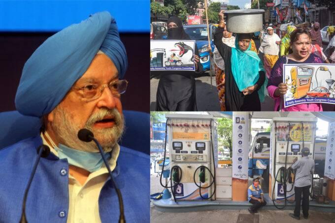 Petrol Price, Hardeep Puri, India News