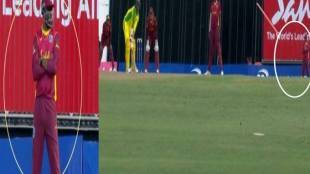 wivsaus-windies-captain-kieron-pollard-leaves-ground-after-no-ball-by-bowler-team-fielded-with-10-players