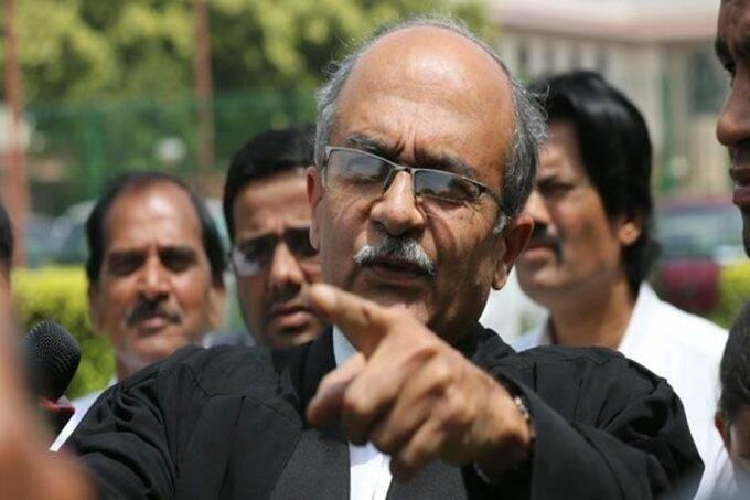 Prashant Bhushan, Modi Government, Prashant Bhushan on Pegasus