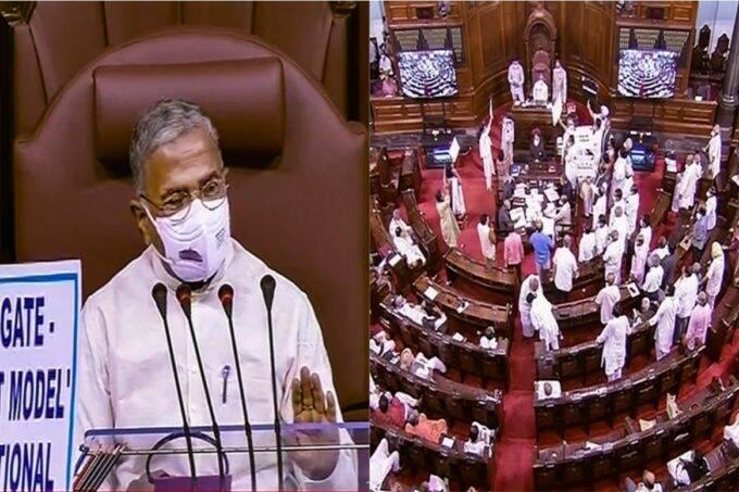 Lok Sabha, Rajya Sabha, Speaker