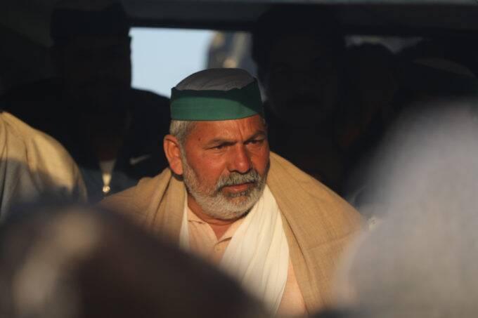 SKM, Suspended the leader, Khalistani infiltration, Farmer movement, Rakesh Tikait, Parade on August 15