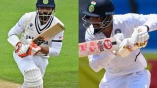 Ravindra Jadeja KL Rahul warm-up game Indiav vs county select xi