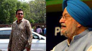 Shantanu Sen, Hardeep Puri, India News
