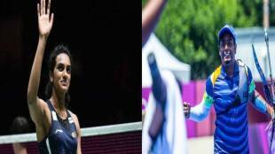 pv-sindhu-reaches-quarterfinal-and-archer-atanu-das-beats-olympic-champion-to-raise-hopes-for-medal-in-tokyo-olympics