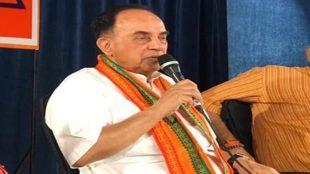 Digvijay Singh, Subramanian Swamy, BJP
