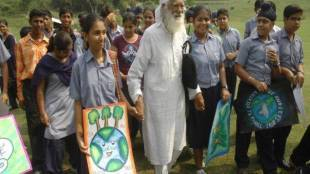 Sunderlal Bahuguna, Sunderlal Bahuguna passes away, Sunderlal Bahuguna dies of covid, Who is Sunderlal Bahuguna, noted environmentalist Sunderlal Bahuguna, India news, jansatta