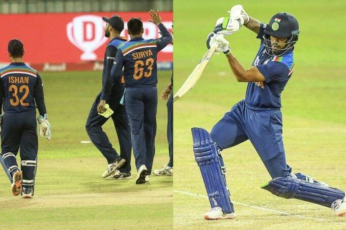 Team India India vs Sri Lanka Ind vs Sl T20I shikhar dhawan