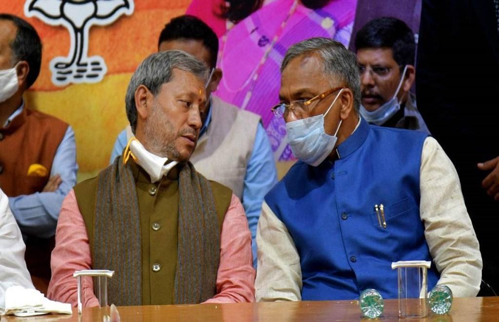 Tirath Singh Rawat, J P Nadda, amit shah, Delhi Confidential, Delhi news, uttrakhand bypolls, BJP, change CM, jansatta