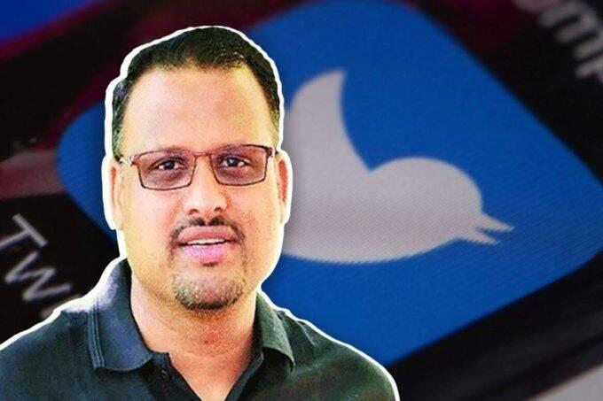 Twitter MD, Manish Maheshwari