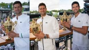 Wimbledon 2021 Novak Djokovic