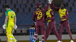 West Indies vs Australia, 2nd T20I, Live Cricket Score, Commentary