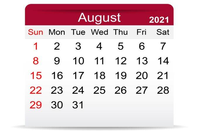 numerology, august 2021 numerology, august 2021 prediction, lucky number in august,