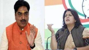 aajtak,BJP, Supriya Shrinet,Congress