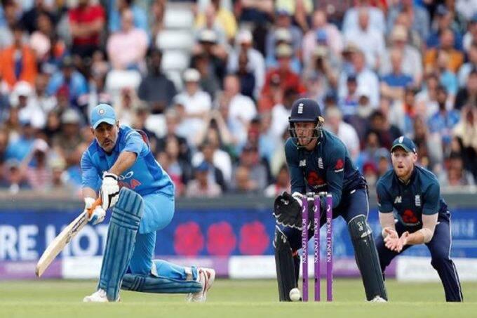mahendra singh dhoni, dot ball percentage, indian captain, indian cricket team, ODI, jansatta