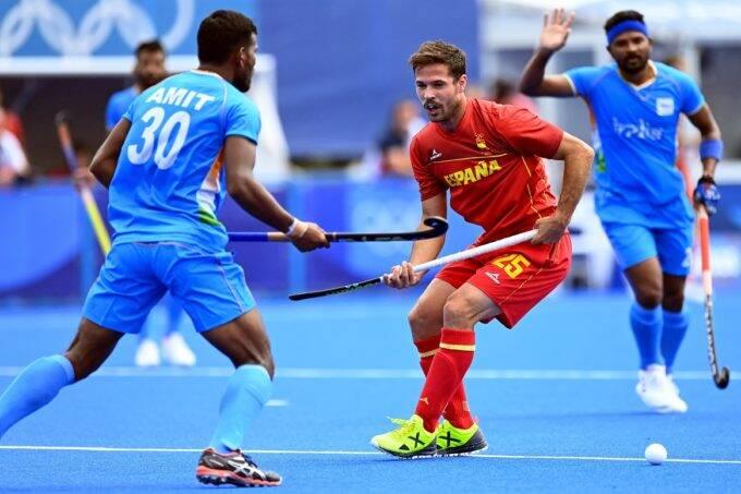 Hockey India vs Spain, Hockey India, Tokyo Olympics india,tokyo olympics 2021,Tokyo Olympics,the Summer Olympics,Simranjeet Singh,Rupinder Pal Singh,olympics 2021,olympic games tokyo 2020,india vs spain hockey, jansatta