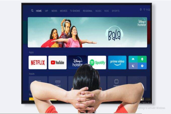 how to select tv size for home, how to choose size of tv for a room,