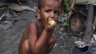 hunger death