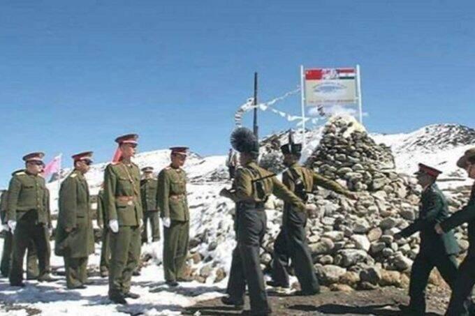 India, China, Border Clash