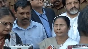 Pegasus case, CM Mamta banerjee, Pegasus investigation, Delhi cm Kejriwal, ED officer in list