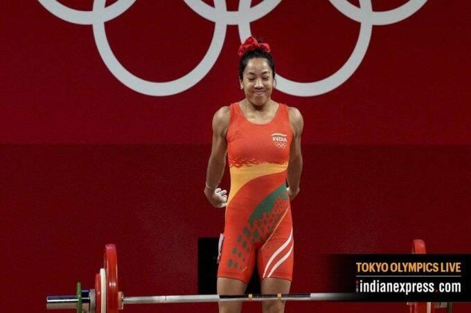 Mirabai Chanu, silver medal, tokyo olympics, tokyo olympics 2021 day 2, day 2 tokyo olympics 2020, tokyo olympics 2021 live, tokyo olympics india 2021, tokyo olympics 2020 india, tokyo olympics 2020 schedule, jansatta