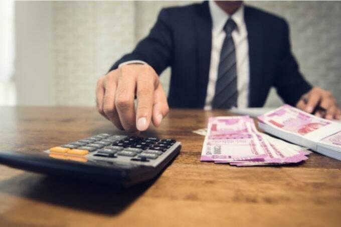 money, calculator, india news
