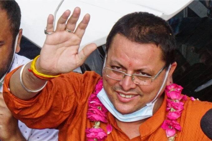 Uttarakhand, CM Dhami, Entered CM House, Uttarakhand Government