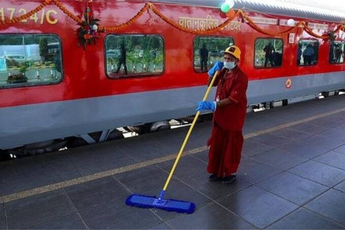 Indian railways, UP