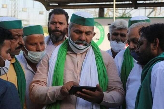 Rakesh Tikait, Agriculture law, Modi government, Farmer protest