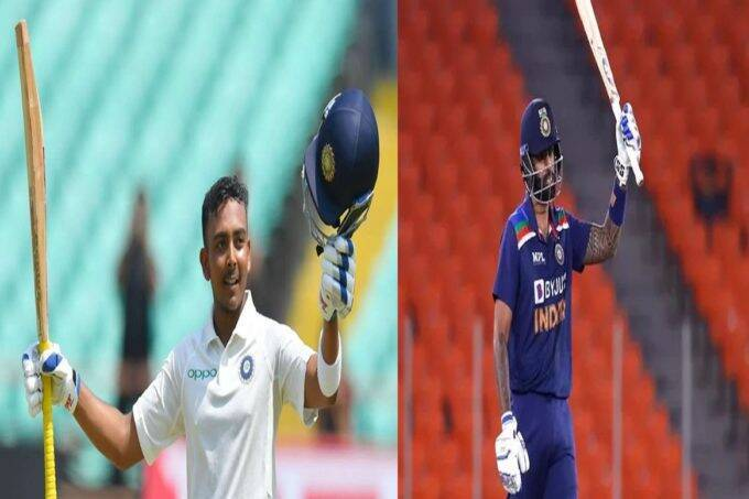 ind-vs-eng-prithvi-shaw-and-surya-kumar-yadav-leaves-for-england-after-ecb-special-provision-before-test-series