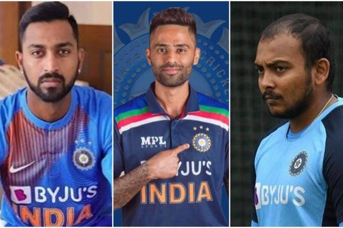 indian vs srilanka, krunal pandya, corona virus, positive report, suryakumar yadav, prithvi shaw, indian cricket team, jansatta