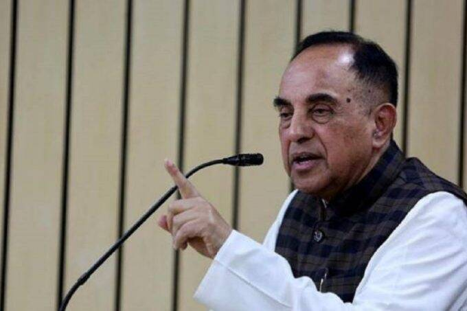 Subramaniam swamy, Subramanian swamy, India News in Hindi, Latest India News Updates