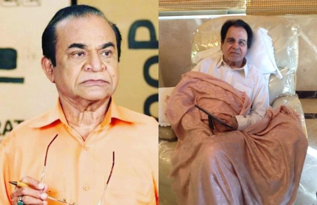 Dilip Kumar, TMKOC, GHANSHYAM NAYAK, Nattu Kaka, Dilip Kumar No More at 98, Taarak Mehta Ka Ooltah Chashmah,