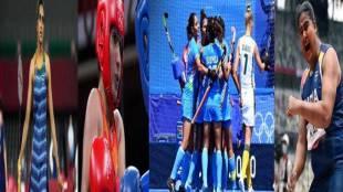 Tokyo Olympics 2021 India Olympic Medal Tally Table PV Sindhu Pooja Rani Kamalpreet Kaur Indian Women Hockey