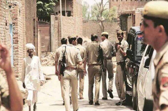 Gujarat Police, Tribal Woman Paraded Naked, Woman elopes with lover, Gujarat's Dahod district, national news, jansatta