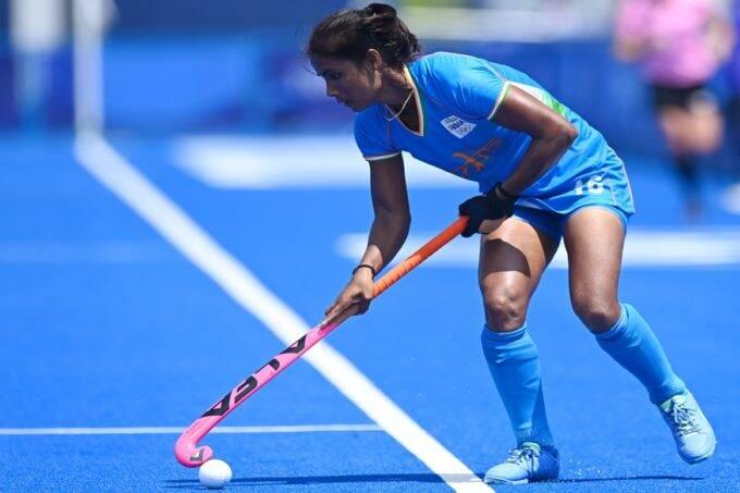 vandana katariya tokyo olympics indian women hockey player hat trick