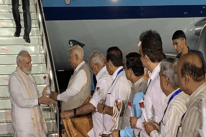 Gujarat, EX Karnataka Governor, Vajubhai Vala, Gujrat politics