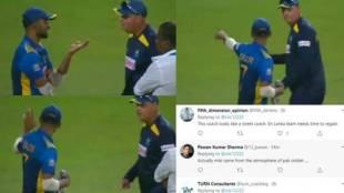 srilankan-captain-dasun-shanaka-and-coach-mickey-arthur-has-dispute-and-video-viral-also-users-remembers-pakistan-team