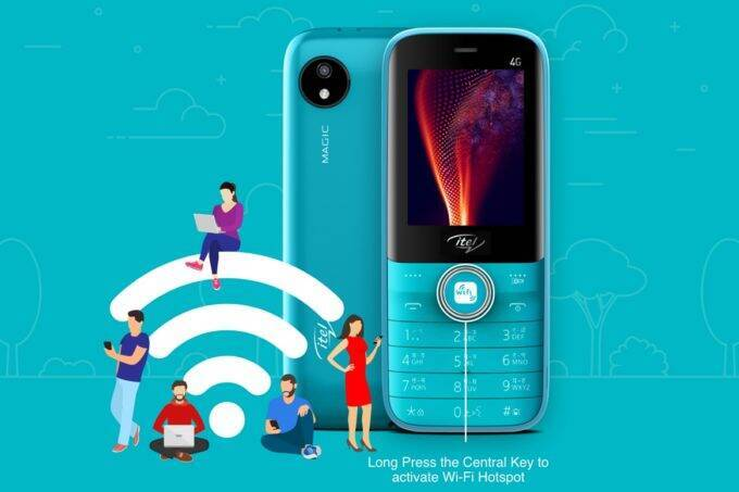 best feature phone, top feature phone, best 4G feature phone