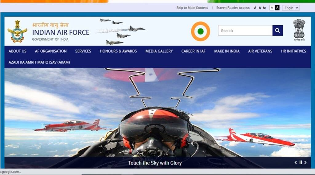 IAF Group C Recruitment 2021, IAF Group C Civilian Posts Recruitment 2021,
