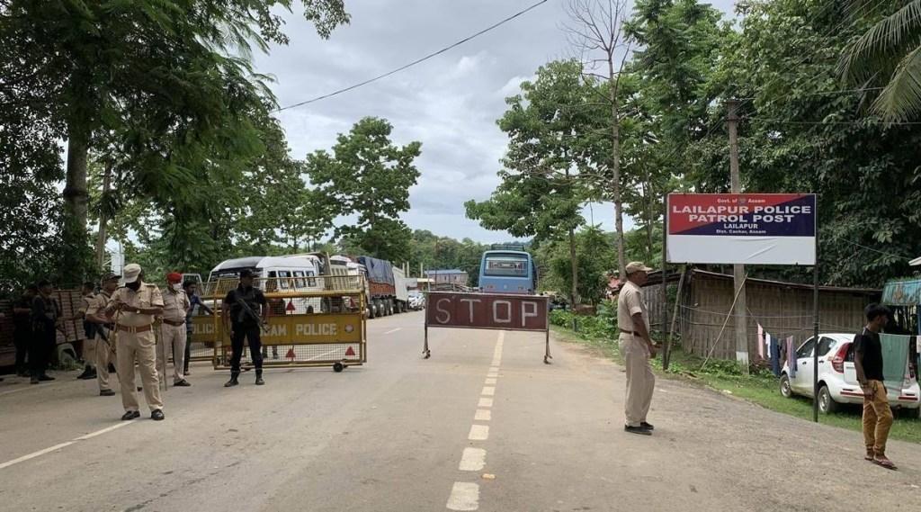 Assam, Mizoram,Himanta Biswa Sarma