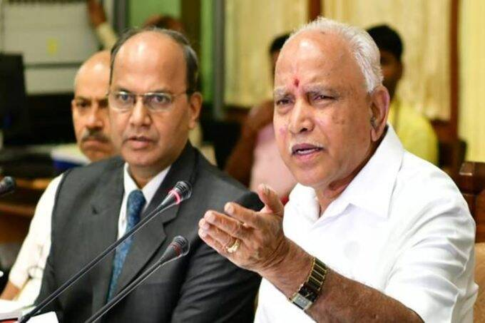 Karnataka, BJP leader BS Yediyurappa