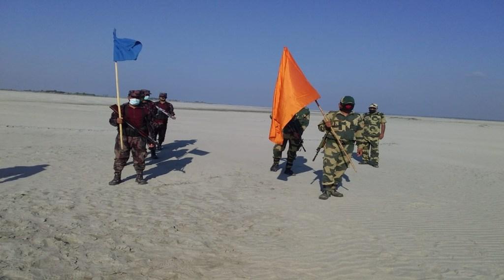 india, BSF