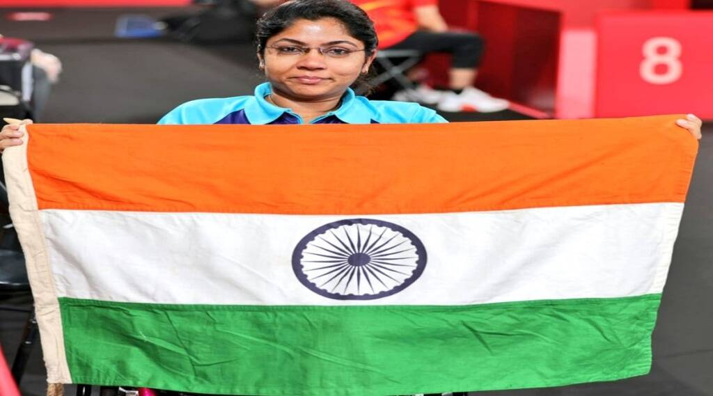 national-sports-day-paddler-bhavinaben-patel-won-silver-medal-in-tokyo-paralympics-created-history-table-tennis