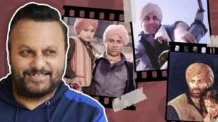 Sunny Deol,Gadar, Anil Sharma