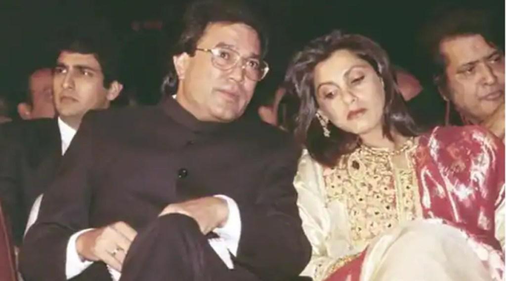 Dimple Kapadia, Rajesh Khanna Dimple Kapadia divorce,
