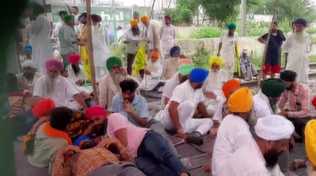 Farmer Protest Train Cancel Indian Railway IRCTC