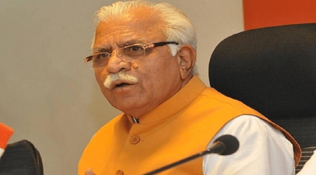 Haryana CM , ML Khattar, Deputy CM Chautala, Mercedes,, Landcruiser, Congress