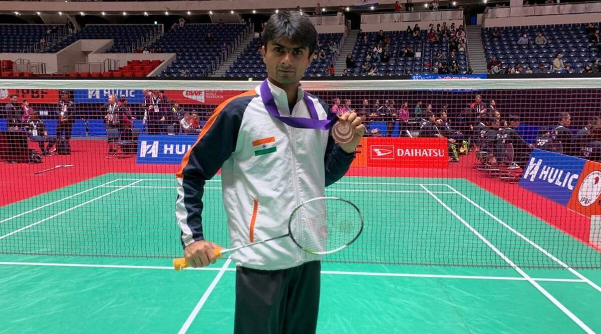UPSC: Despite being disabled, the steps did not stop, meet IAS Suhas who made it to the Tokyo Paralympics